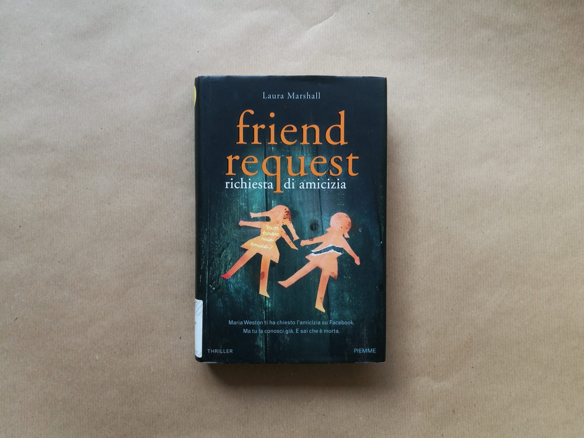 Friend Request - Richiesta di amicizia di Laura Marshall