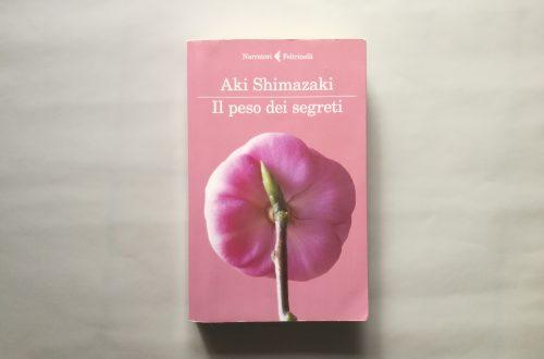 Il peso dei segreti di Aki Shimazaki