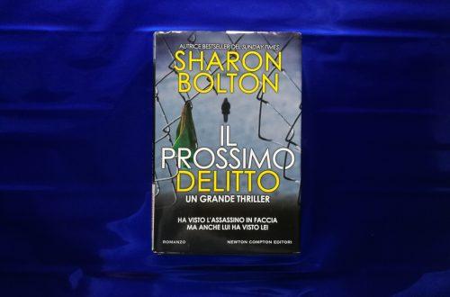 Il prossimo delitto di Sharon Bolton