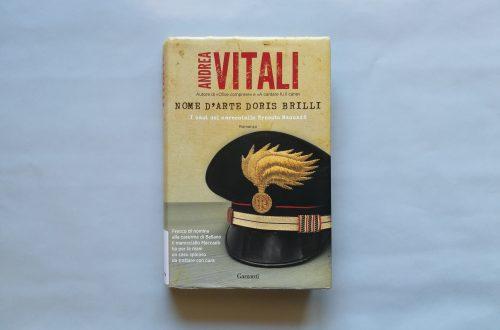 Nome d'arte Doris Brilli di Andrea Vitali