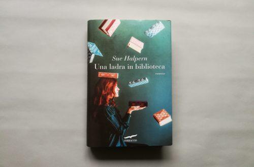 Una ladra in biblioteca di Sue Halpern