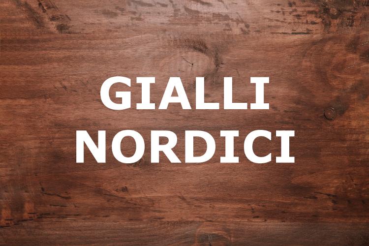 Clicca qui per leggere le nostre recensioni di gialli nordici
