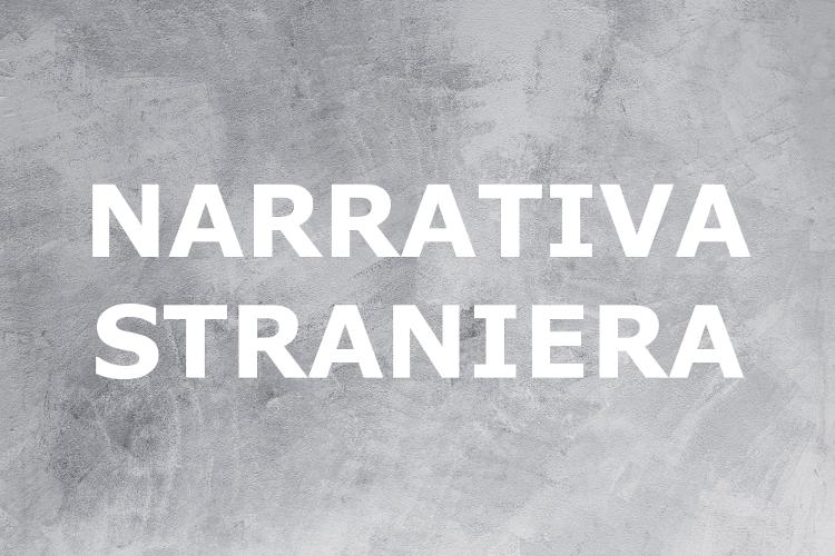 Clicca qui per leggere le nostre recensioni di narrativa straniera